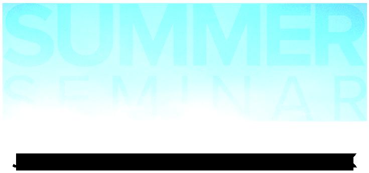 Summer Seminar Slide